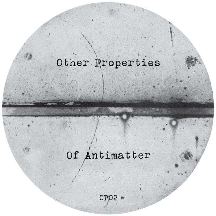 OF ANTIMATTER