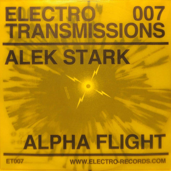 ALPHA FLIGHT EP