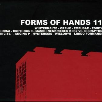 FORMS OF HANDS 11