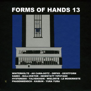 FORMS OF HANDS 13