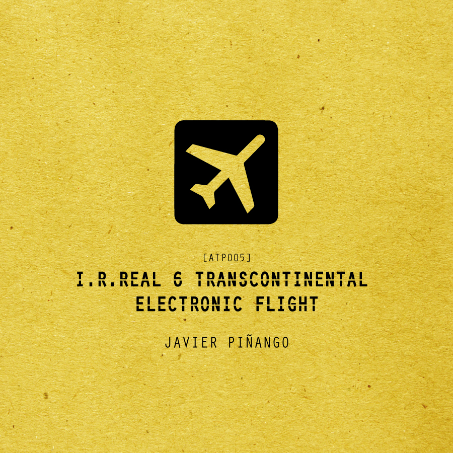 I.R.REAL 6 TRANSCONTINENTAL ELECTRONIC FLIGHT