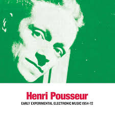 EARLY EXPERIMENTAL ELECTRONIC MUSIC 1954-72
