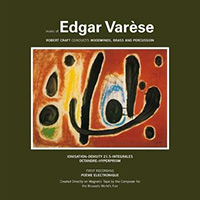 MUSIC OF EDGAR VARESE