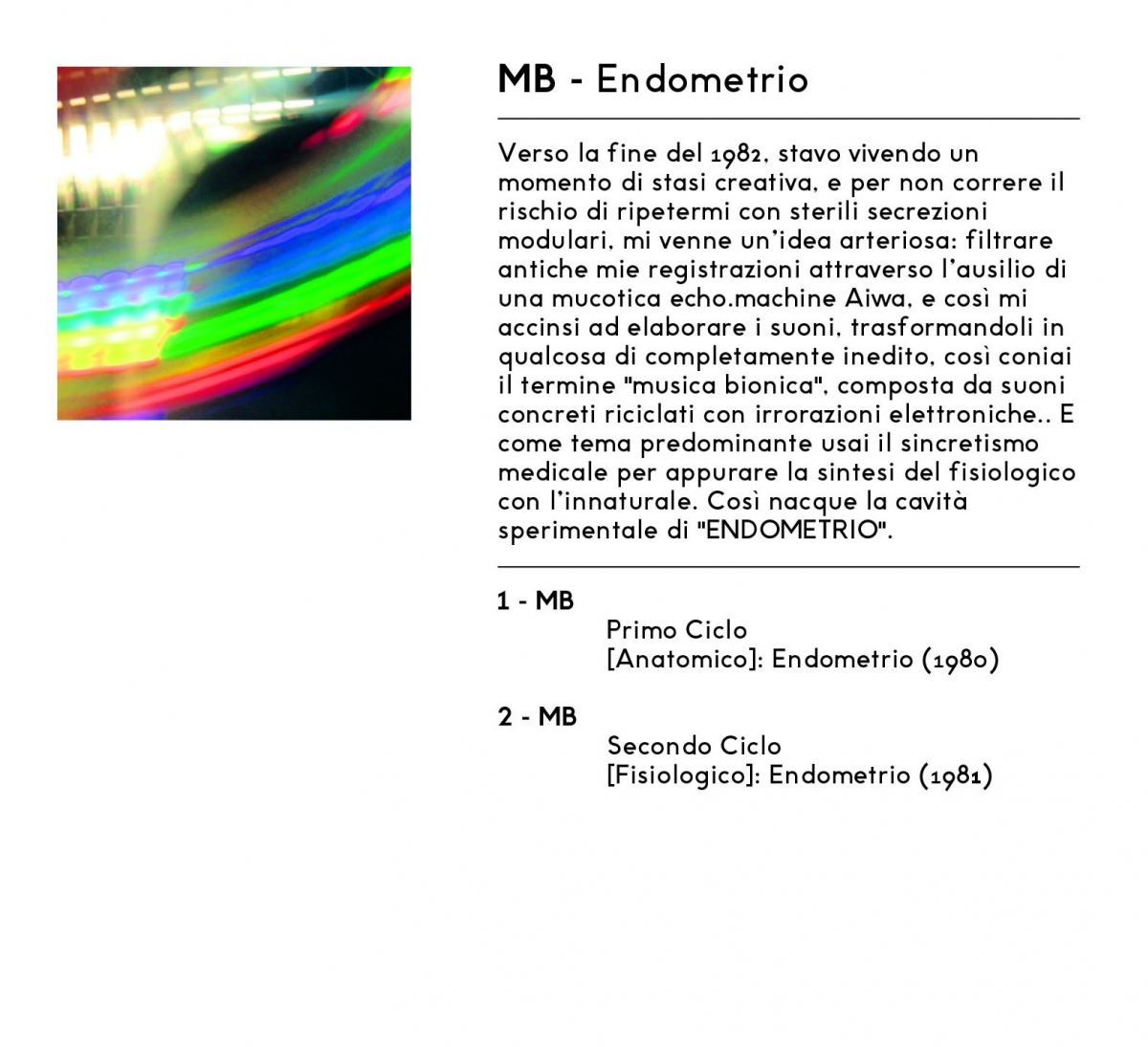 ENDOMETRIO DE-COMPOSTO
