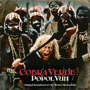COBRA VERDE. ORIGINAL 1987 MOTION PICTURE SOUNDTRACK