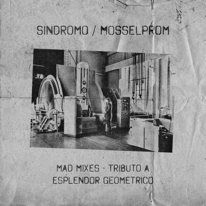 MAD MIXES-TRIBUTO A ESPLENDOR GEOMETRICO