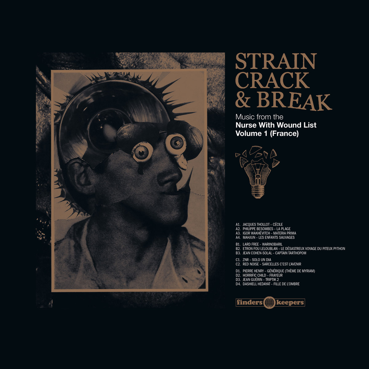 STRAIN, CRACK & BREAK. NURSE WITH WOUND LIST VOL.1