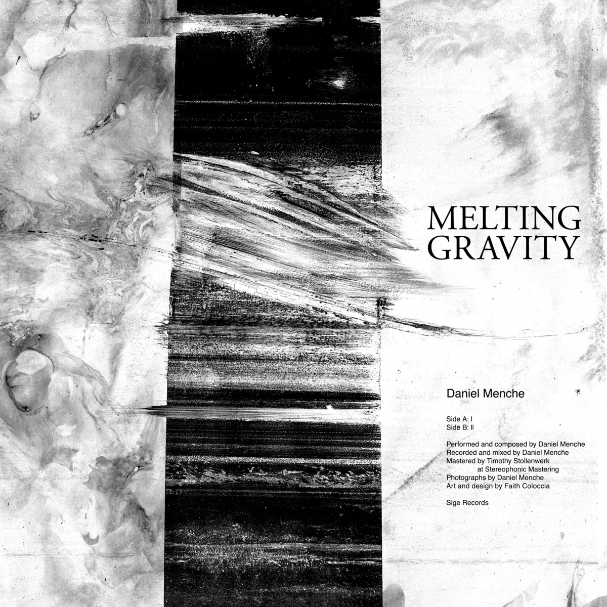 MELTING GRAVITY