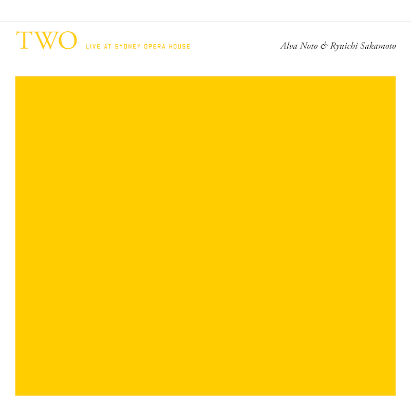 TWO. live at sydney opera house