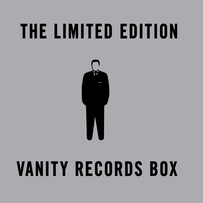 The Vanity Records Tape Box