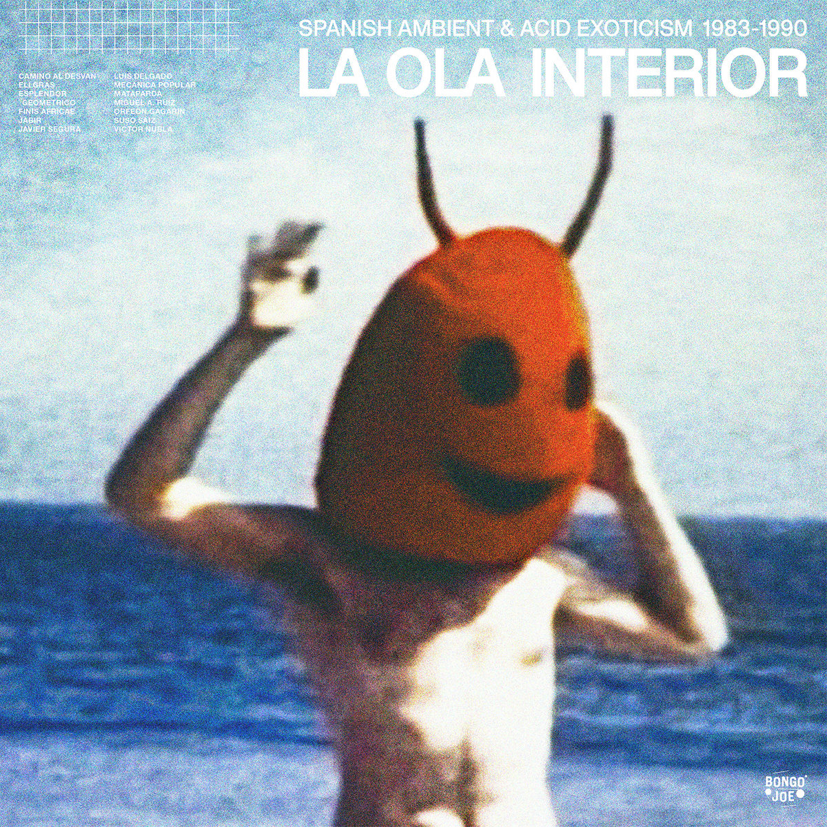 LA OLA INTERIOR - SPANISH AMBIENT & ACID EXOTICISM 1983-1990